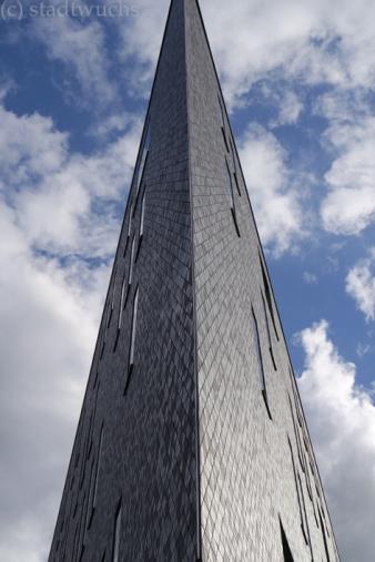 Flat Iron Bonn Beuel Konrad Adenauer Platz