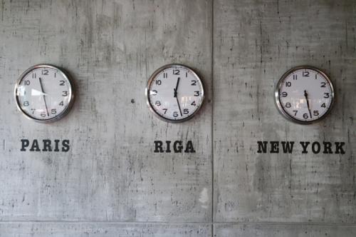 Riga Zeitzonen