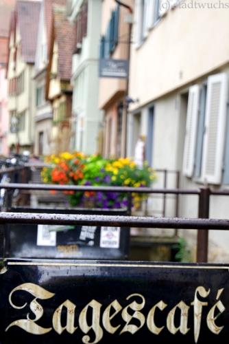 Tübingen Café Ammerkanal Ammerviertel
