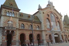 Reisebericht Budapest Stadtreisen city trip Tipps für Reisen nach Budapest Martkthalle
