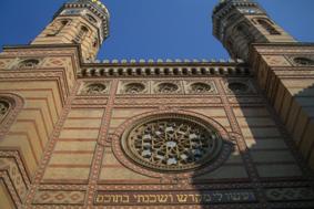 Große Synagoge Budapest Sädtereisen Tipp Ungarn urbal travel