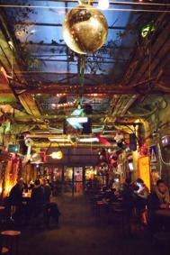 ruin pub budapest
