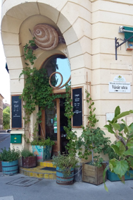 Café Csiga Budapest Tipp