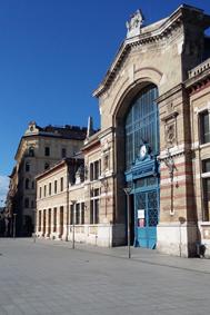 Budapest Martkhale m Rakozy ter Reisetipp