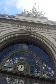 Budapest Sehenswürdigkeiten Tipp Ostbahnhof Keleti