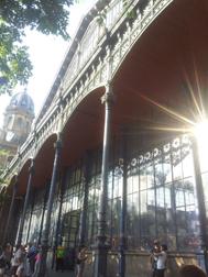Budapest Sehenswürdigkeiten Tipp Westbahnhof Gustav Eiffel