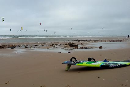 Wissant - ein Paradies für Kitesurfer!