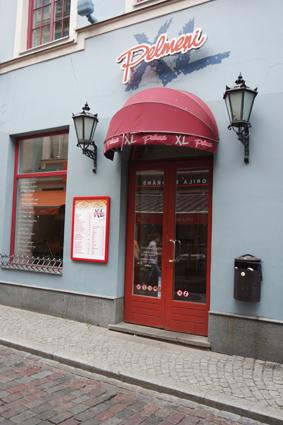 Essen und trinken in Riga Tipp Pelmeni Stadtreisen Riga Resebericht