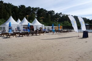 Strandurlaub Ostsee Baltikum Riga