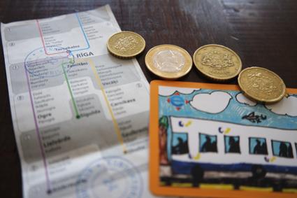 Bus und Bahn in Riga Tipps wo Tickets Stadtreisen Reisebericht