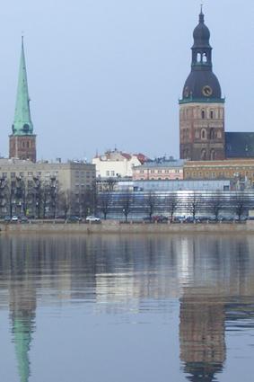 Stadtreisen Baltikum Riga tipps
