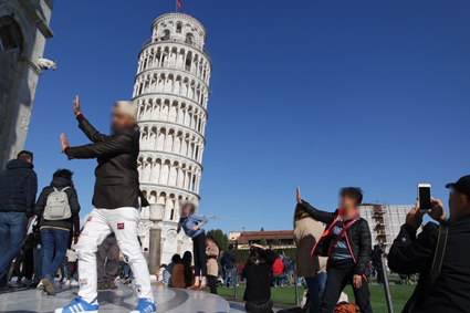 Reisebericht Pisa Toskana Geheimtipp studentisch