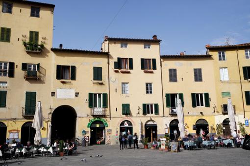 Lucca Reisen Tipps Sehenswürdigkeiten
