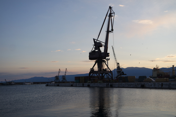 Rijeka Kroatien Hafen Reisetipp besondere Städte in Europa