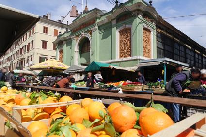 Rijeka Reisetipps Markthallen Kroatien Urlaub Reiseblog