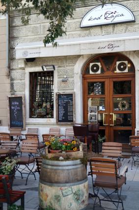 ...coole Bars: In Rijeka passt die Mischung!