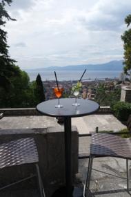 Ein Ausflugsziel mit cooler Bar - wo findet man das schon?