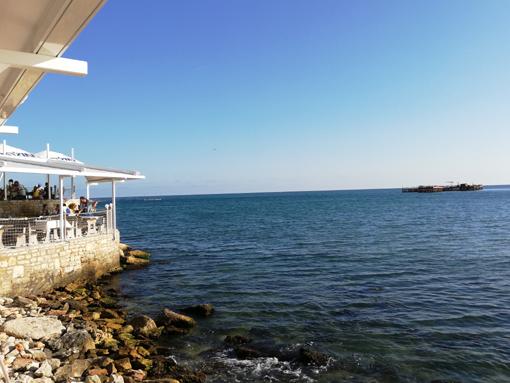 Muschelfarm Dalboka Strand am Schwarzen Meer Reisetipp Bulgarien Küste Varna Kawarna nicht am Goldstrand