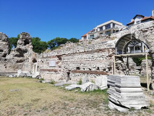Varna römische Ruinen Therme Stadturlaub Tipps Warna