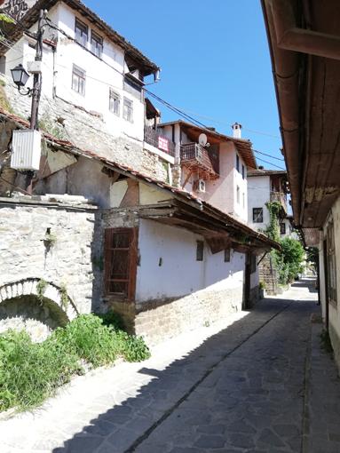 Veliko Tarnovo Reisetipp Bulgarien ulitsa Gurko Balkanreisen Urlaub in Bulgarien