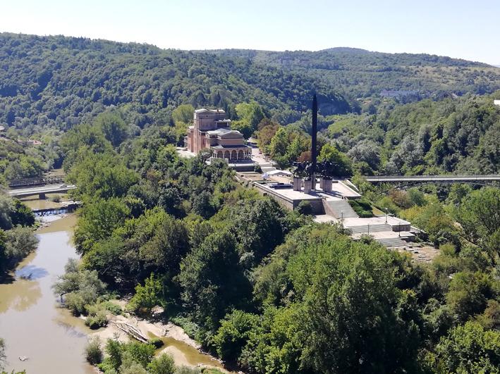 Veliko Tarnovo Bulgarien Reisetipp Burg Balkan