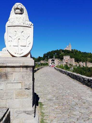 Veliko Tarnovo Reisetipp Burg Bulgarien was muss man sehen?