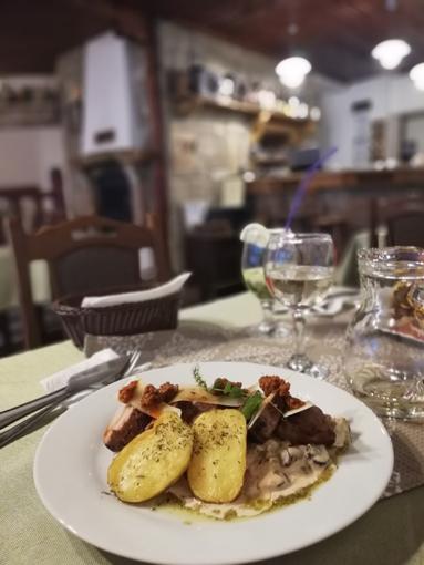 Славянска душа Veliko Tarnovo Tipp essen in Tarnovo gutes Restaurant