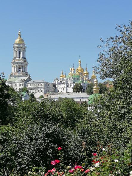 Reisetipp Kiew kirchen und Klöster Orthodox Höhlenkloster